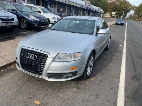 2009 Audi A6 for sale at Manchester Motors in Manchester CT