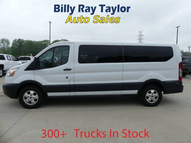 2017 Ford Transit Passenger for sale at Billy Ray Taylor Auto Sales in Cullman AL