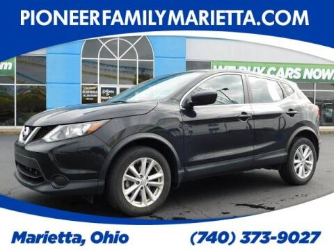 2017 Nissan Rogue Sport for sale at Pioneer Family preowned autos in Williamstown WV