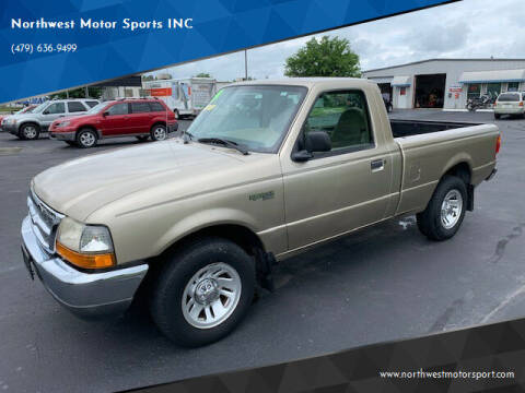 1999 Ford Ranger for sale at Northwest Motor Sports INC in Rogers AR