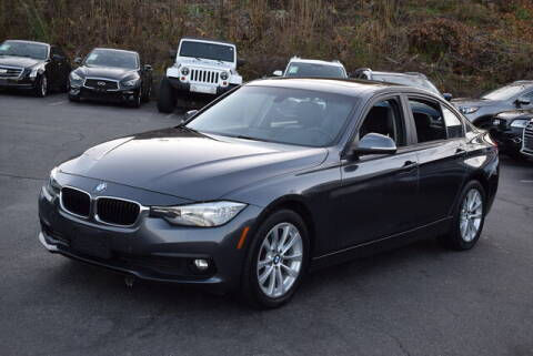 2016 BMW 3 Series for sale at Automall Collection in Peabody MA
