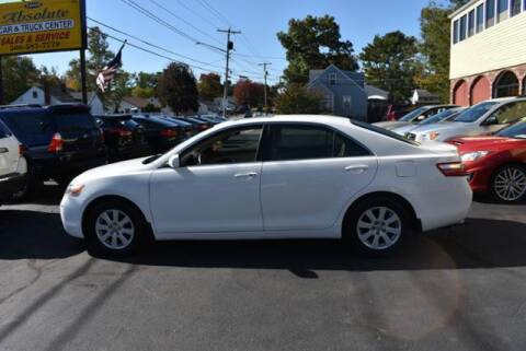 2009 Toyota Camry for sale at Absolute Auto Sales, Inc in Brockton MA