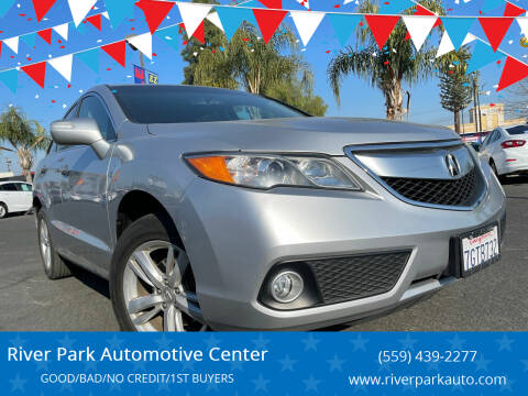 2015 Acura RDX for sale at River Park Automotive Center in Fresno CA