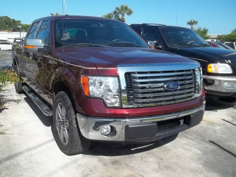 2010 Ford F-150 for sale at PJ's Auto World Inc in Clearwater FL
