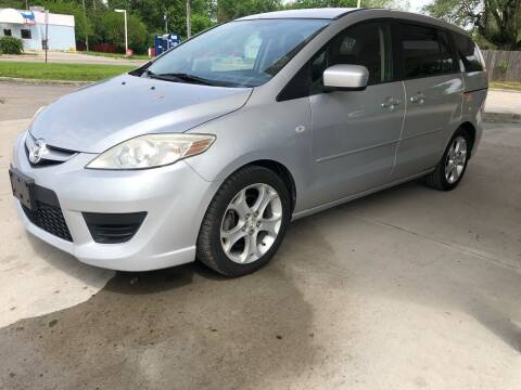 2009 Mazda MAZDA5 for sale at JE Auto Sales LLC in Indianapolis IN
