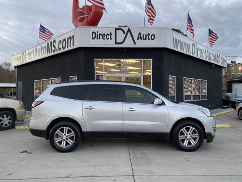 2015 Chevrolet Traverse for sale at Direct Auto in D'Iberville MS