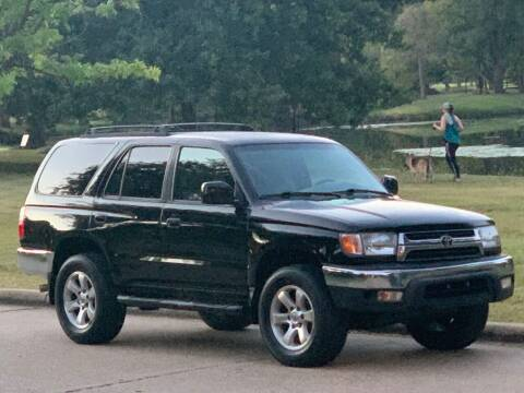 2001 Toyota 4Runner for sale at Texas Car Center in Dallas TX
