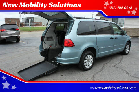 2009 Volkswagen Routan for sale at New Mobility Solutions in Jackson MI