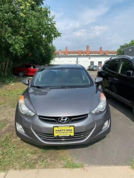 2011 Hyundai Elantra for sale at Hartford Auto Center in Hartford CT