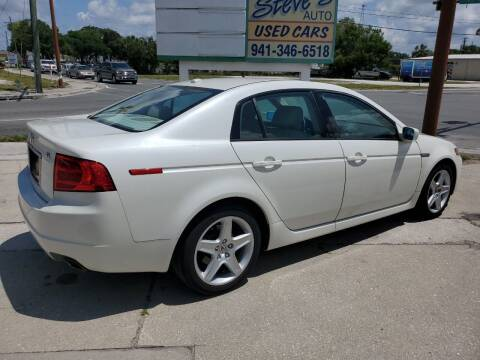 2004 Acura TL for sale at Steve's Auto Sales in Sarasota FL