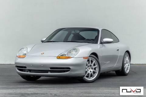 1999 Porsche 911 for sale at Nuvo Trade in Newport Beach CA