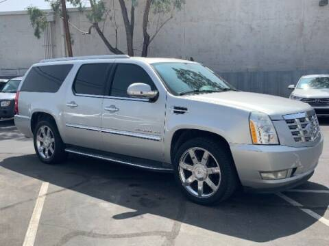 2011 Cadillac Escalade ESV for sale at Brown & Brown Wholesale in Mesa AZ