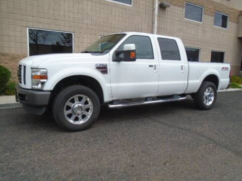 2009 Ford F-250 Super Duty for sale at COPPER STATE MOTORSPORTS in Phoenix AZ