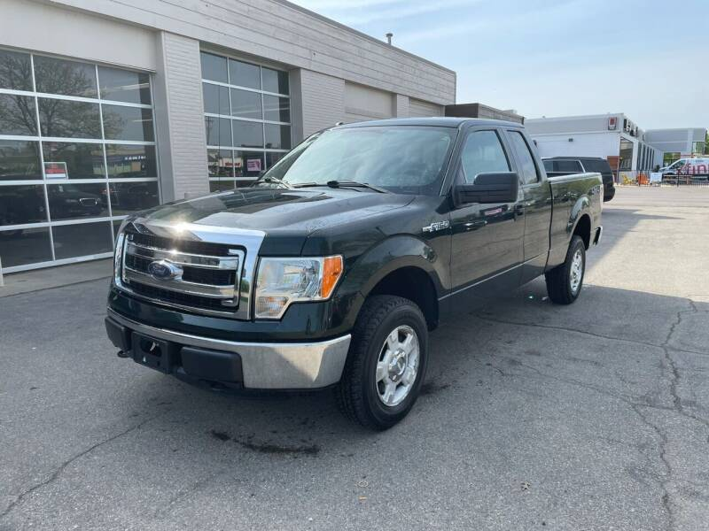 2013 Ford F-150 for sale at Dean's Auto Sales in Flint MI