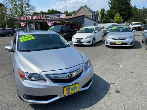 2013 Acura ILX for sale at Milford Auto Mall in Milford MA