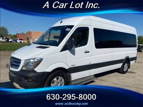 2016 Mercedes-Benz Sprinter Passenger for sale at A Car Lot Inc. in Addison IL
