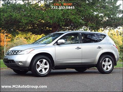 2005 Nissan Murano for sale at M2 Auto Group Llc. EAST BRUNSWICK in East Brunswick NJ