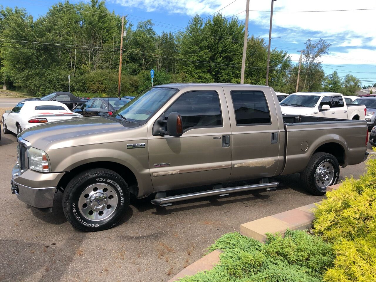 2006 Ford F-250 Super Duty Standard Bed