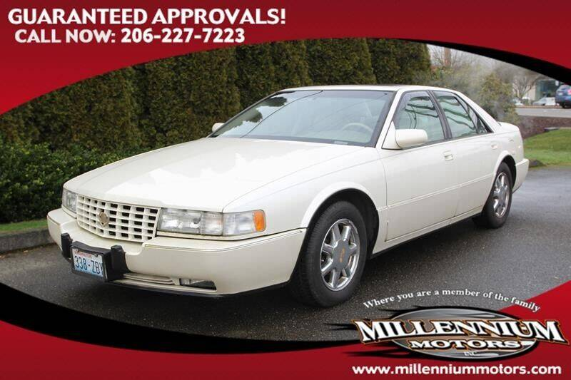 1996 Cadillac Seville for sale at MILLENNIUM MOTORS INC in Monroe WA