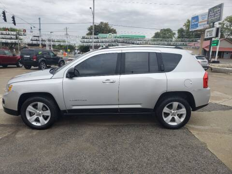 2011 Jeep Compass for sale at Bob Boruff Auto Sales in Kokomo IN