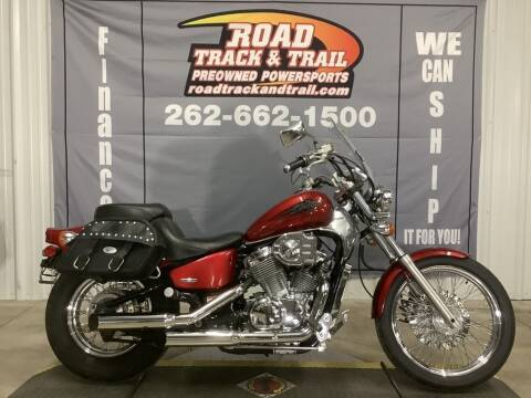 2006 Honda Shadow® VLX Deluxe for sale at Road Track and Trail in Big Bend WI