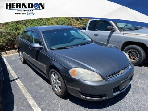 2010 Chevrolet Impala for sale at Herndon Chevrolet in Lexington SC