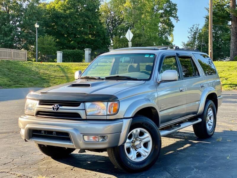 2002 Toyota 4Runner for sale at Sebar Inc. in Greensboro NC