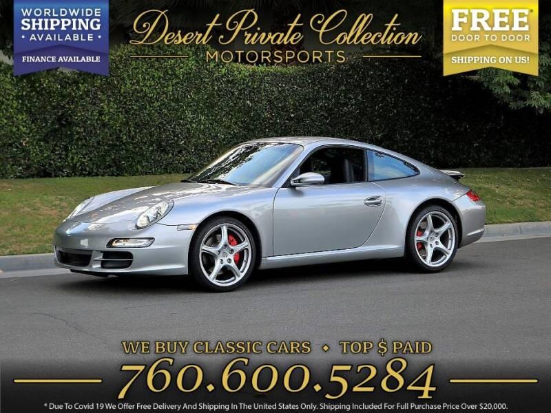 2007 Porsche 911 for sale in Palm Desert, CA