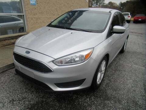 2018 Ford Focus for sale at Southern Auto Solutions - 1st Choice Autos in Marietta GA