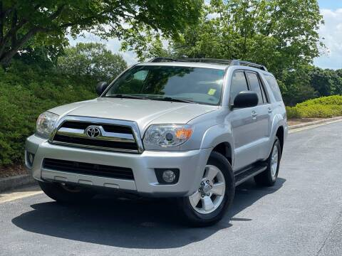 2008 Toyota 4Runner for sale at William D Auto Sales in Norcross GA