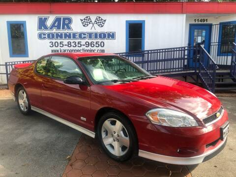 2007 Chevrolet Monte Carlo for sale at Kar Connection in Miami FL