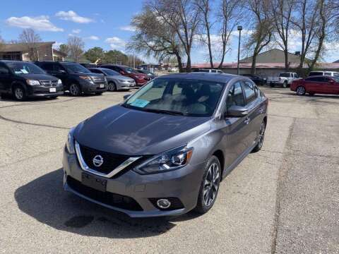 2019 Nissan Sentra for sale at B & B Auto Sales in Brookings SD