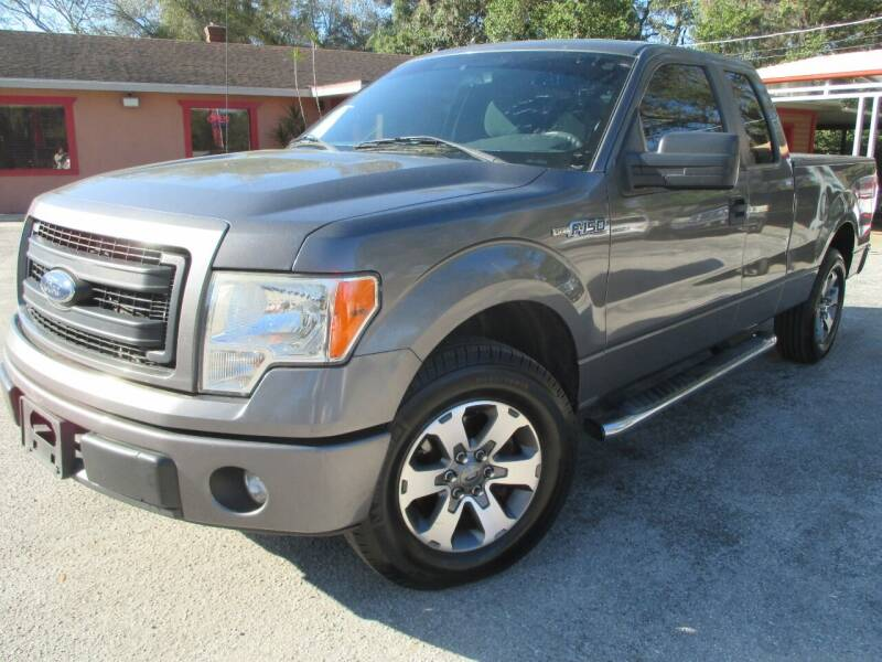 2013 Ford F-150 for sale at Auto Liquidators of Tampa in Tampa FL