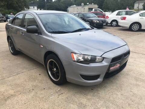 2009 Mitsubishi Lancer for sale at Ridetime Auto in Suffolk VA