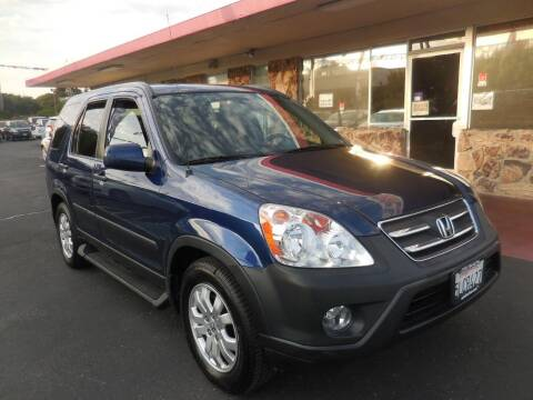 2005 Honda CR-V for sale at Auto 4 Less in Fremont CA