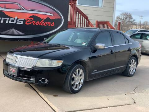2007 Lincoln MKZ for sale at Badlands Brokers in Rapid City SD
