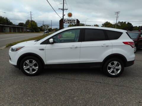 2015 Ford Escape for sale at O K Used Cars in Sauk Rapids MN