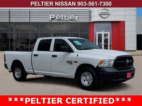 2019 RAM Ram Pickup 1500 Classic for sale at TEX TYLER Autos Cars Trucks SUV Sales in Tyler TX