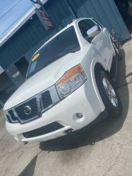 2009 Nissan Armada for sale at Car Barn of Springfield in Springfield MO