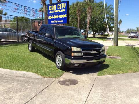 2006 Chevrolet Silverado 1500 for sale at Car City Autoplex in Metairie LA