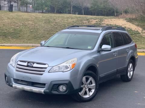 2014 Subaru Outback for sale at Diamond Automobile Exchange in Woodbridge VA
