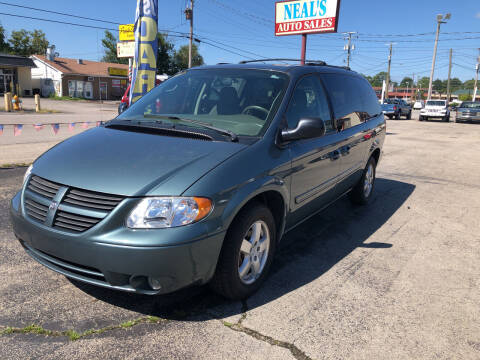 2006 Dodge Grand Caravan for sale at Neals Auto Sales in Louisville KY