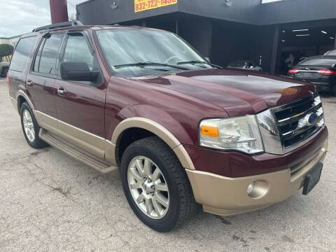 2011 Ford Expedition for sale at Austin Direct Auto Sales in Austin TX