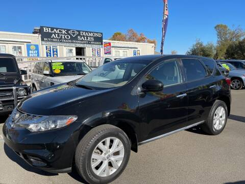 2011 Nissan Murano for sale at Black Diamond Auto Sales Inc. in Rancho Cordova CA