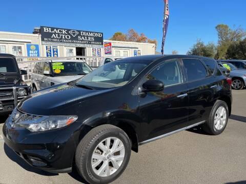 2011 Nissan Murano for sale at Black Diamond Auto Sales Inc. in Rancho Cordova CA