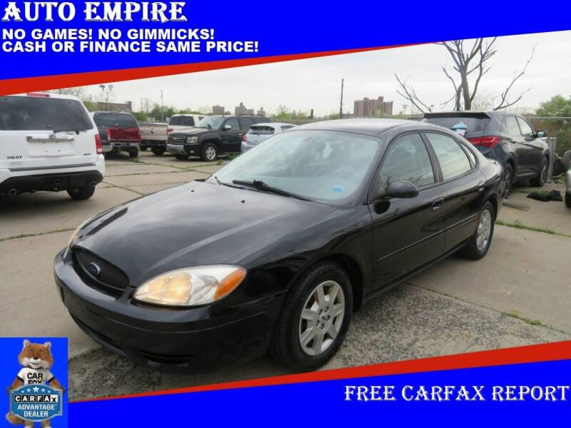 2007 Ford Taurus for sale at Auto Empire in Brooklyn NY