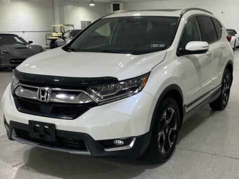 2017 Honda CR-V for sale at Hamilton Automotive in North Huntingdon PA