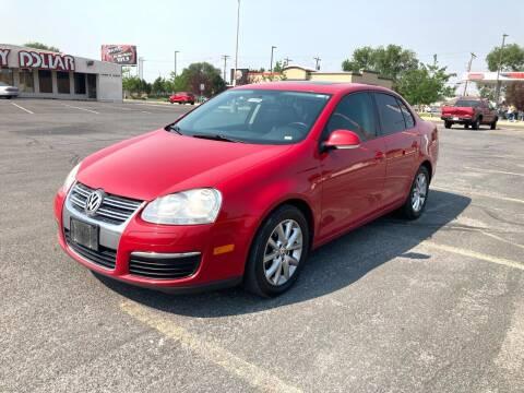2010 Volkswagen Jetta for sale at University Auto Sales Inc in Pocatello ID