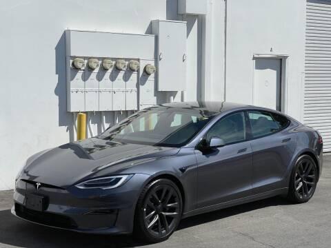2021 Tesla Model S for sale at Corsa Exotics Inc in Montebello CA