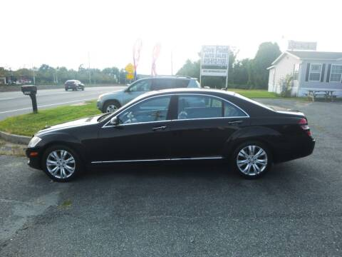 2009 Mercedes-Benz S-Class for sale at Cove Point Auto Sales in Joppa MD